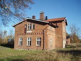 © Håkan Lesse, Lägenhet på Hurva station