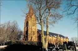 © Magnus Larsson, Billinge church