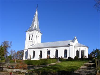 © Helén Magnusson/Höörs Turistbyrå, Munkarps kyrka