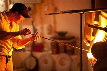 Incendi Glasstudio