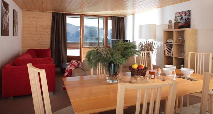 RESIDENCE BELLEDONNE : Appartement 7/8 personnes