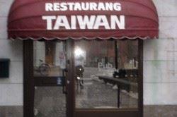 © Jenny Rasmussen, Restaurang Taiwan