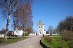 © Höganäs turistbyrå, Farhults kyrka