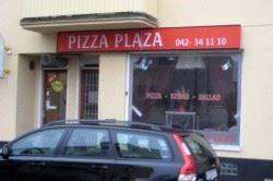 © Jenny Rasmussen, Pizza Plaza