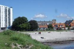 © Höganäs Turistbyrå, Uthyrning av trampbåt i Höganäs hamn