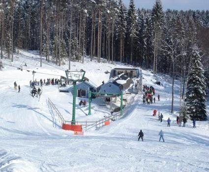 © Vallåsen, Vallåsen ski slope