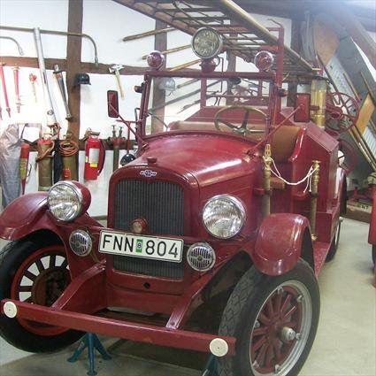 Ängelholms Feuerwehrmuseum