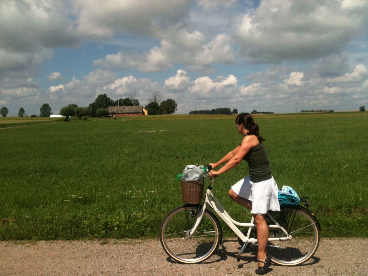 Hyr en cykel och ge dig ut på vägarna!
