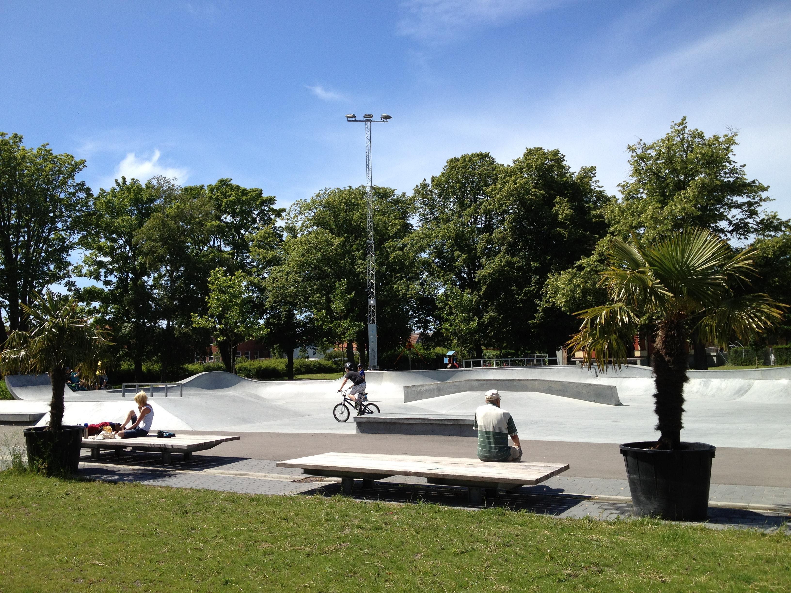 Generationsparken / Skatepark