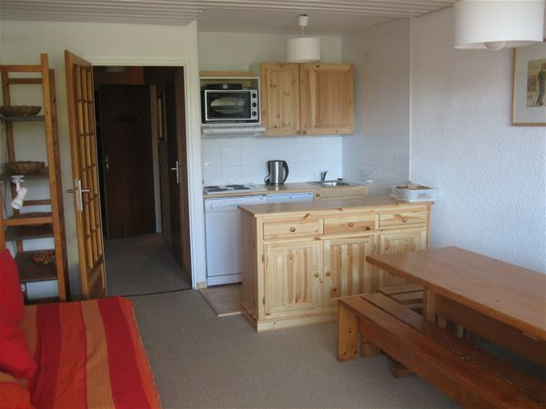 Sérac J8/ Studio Cabin 5/6 people