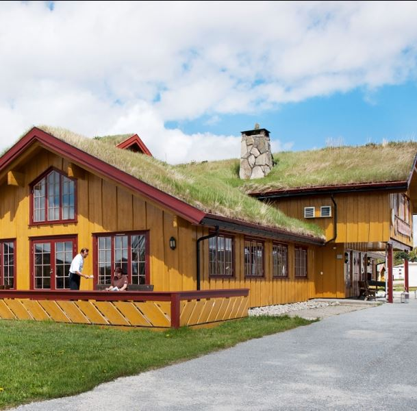 Hovden Fjellstoge, Mountain Lodge