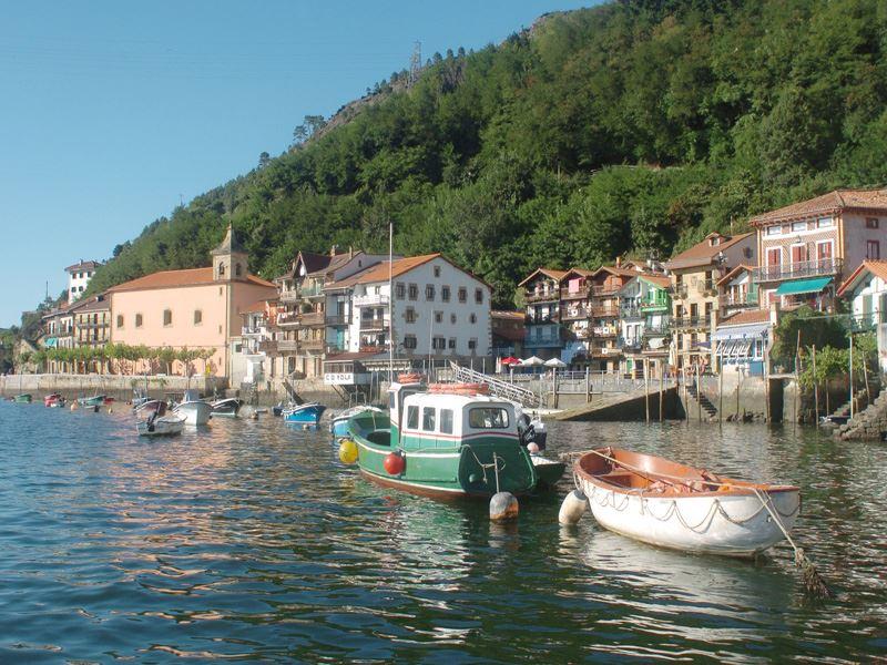 Découverte des ports de pêche espagnols en mini-bus