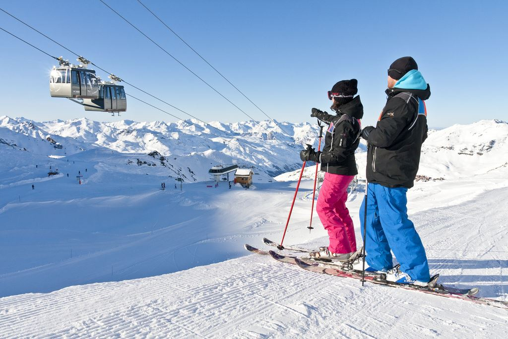 3 VALLEES SKI-PASS (Ski insurance not included) - Please add your first day of ski