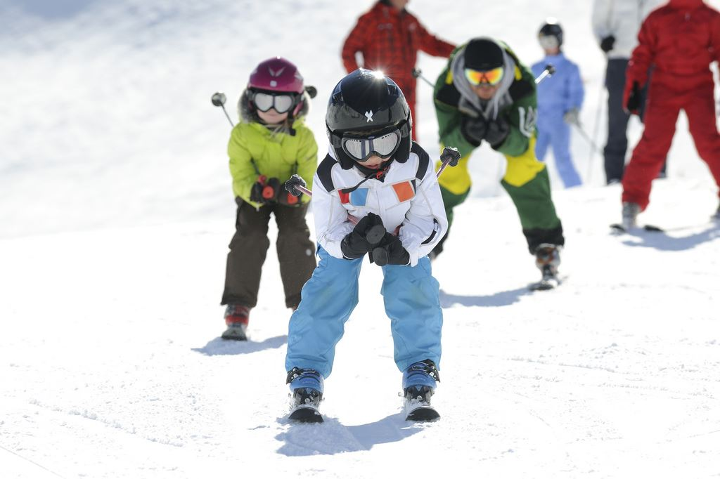 Family Pass 3 VALLEES : 2 parents + 2 chidren (from 5 to 17 years old included)