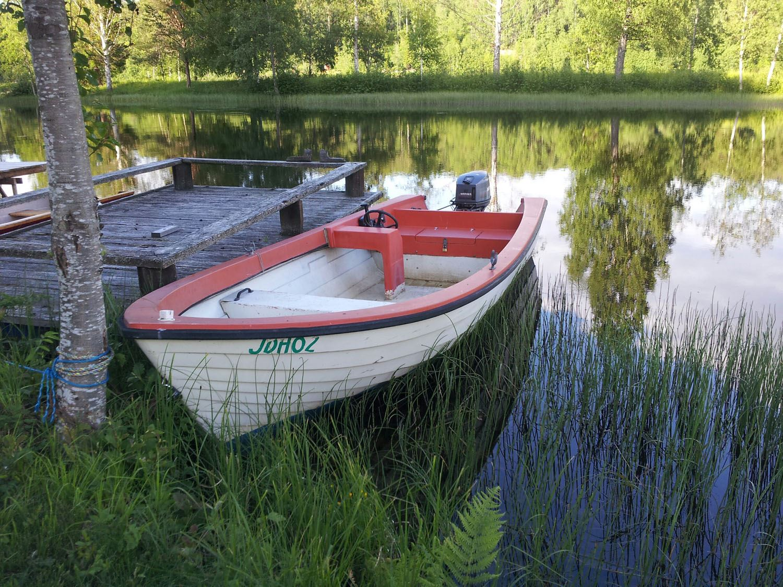 Båtuthyrning Liden
