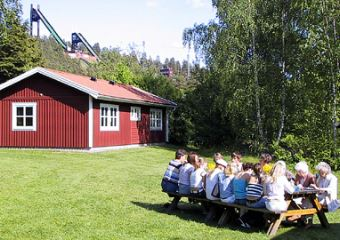 Lugnets Camping & Stugby - Falun/Cottages
