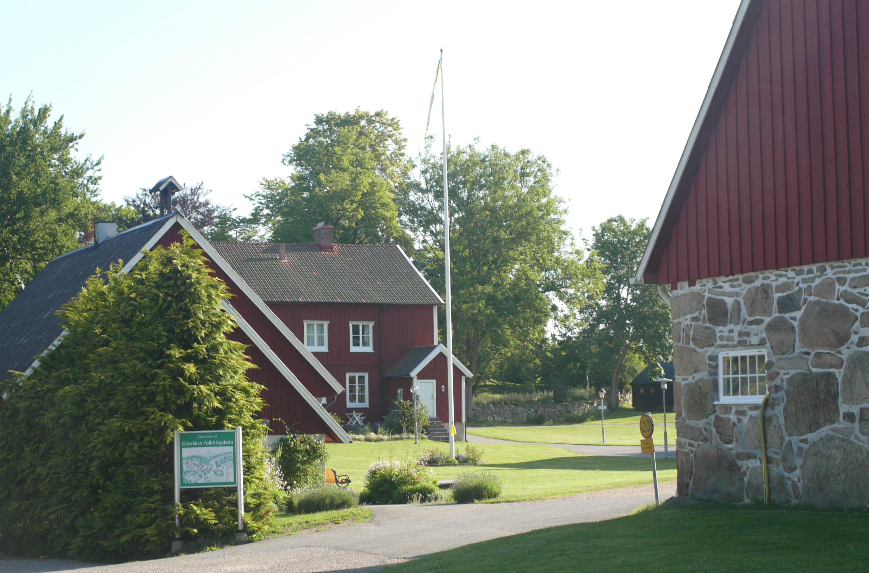 Glimåkra Folkhögskola SVIF Vandrarhem, Broby