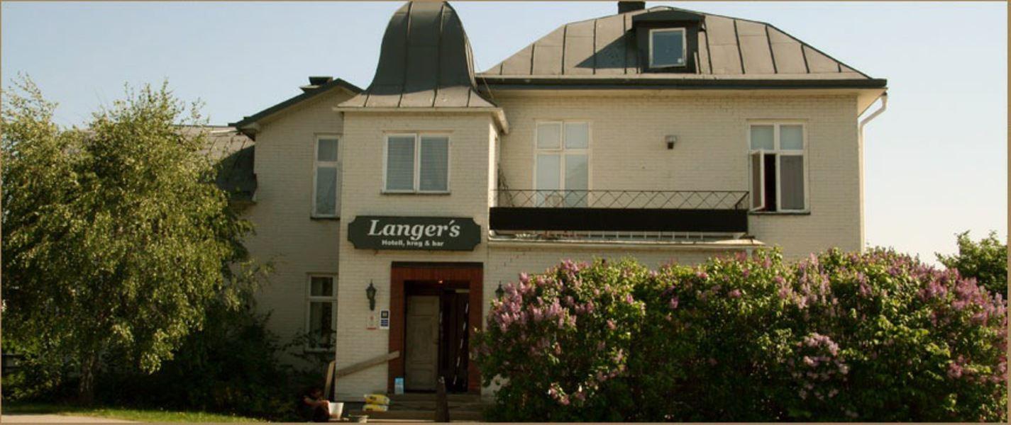 Langers Hotel, Hallstavik
