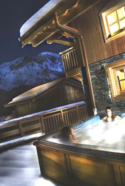 """Chalets Cocoon (4,5 Snowflakes """"Gold"""")"""