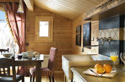 "Chalets Cocoon (4 Snowflakes ""Gold"")"
