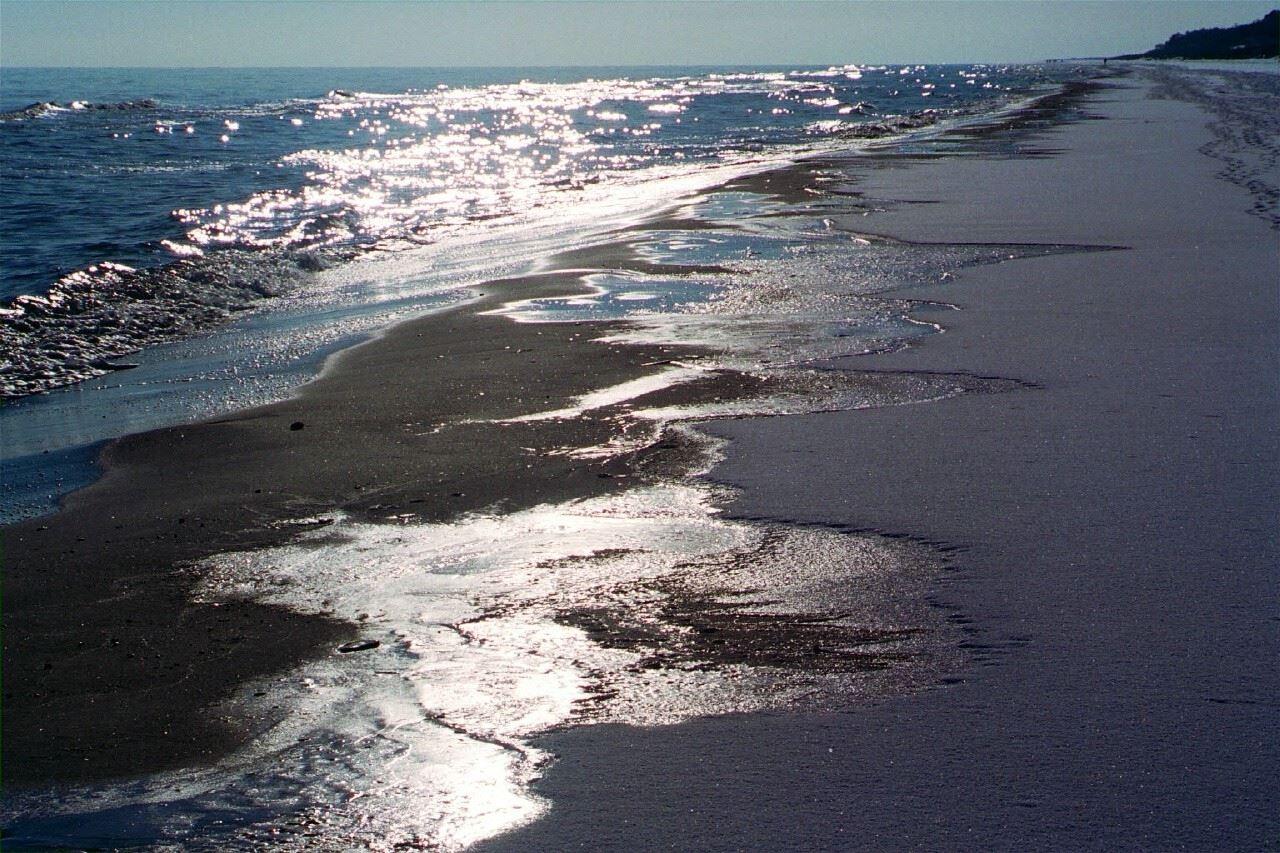 Borrby beach