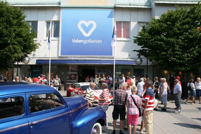 Shopping  in Trelleborg