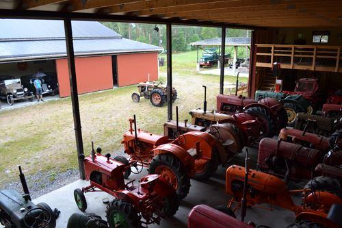 J.A. Jonssons Traktormuseum
