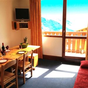 RESIDENCE LE CHAMOIS D'OR*** SUMMER SEASON