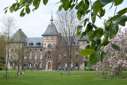 Alnarp slott och park