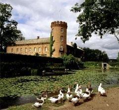 Birger Lallo, Sövdeborgs Slot