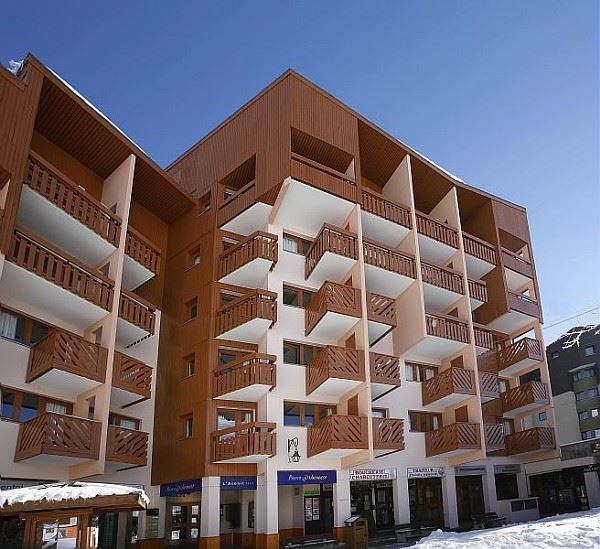 "Residence ski-in ski-out / ACONIT (Pierre et Vacances - 2,5 Snowflakes ""Silver"")"