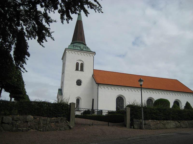 Hassle-Bösarp Church