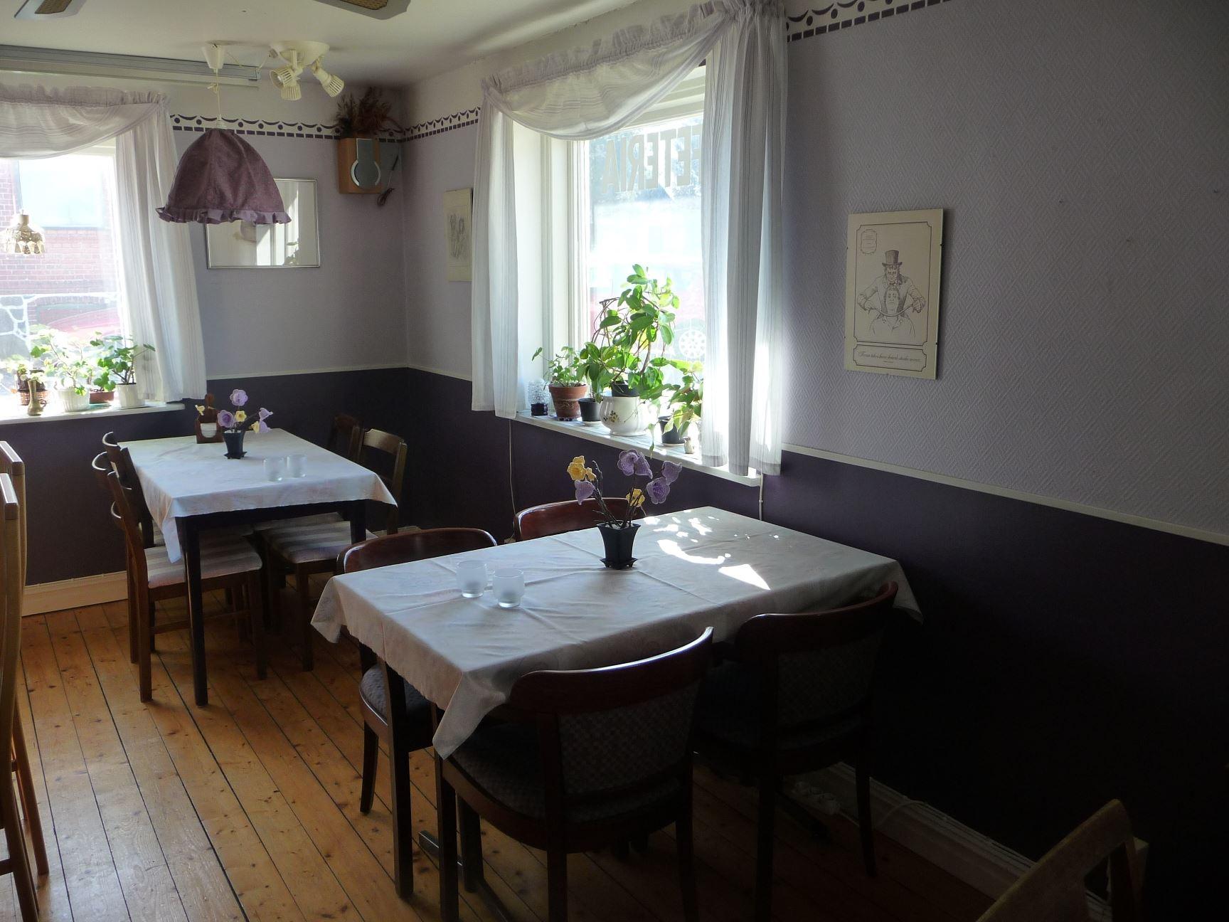 Lena Bergström, Mys Inn Restaurant