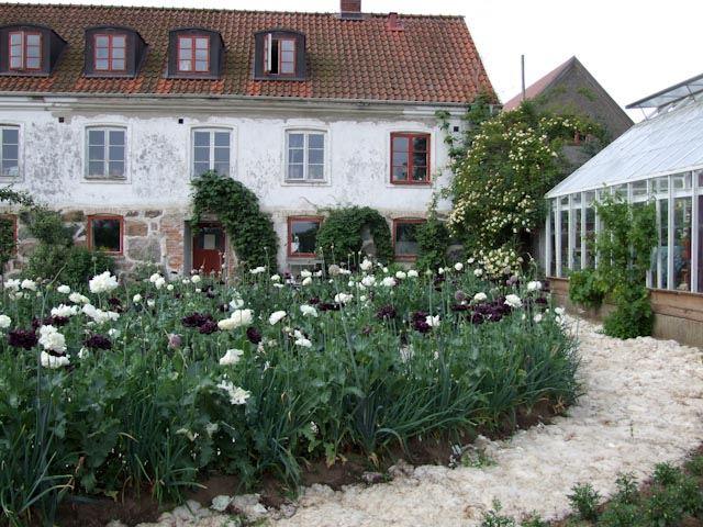 Mandelmanns trädgårdar, Mandelmanns Trädgårdar