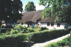 Burlöv's Old Vicarage - Open Air Museum - Burlövs gamla prästgård