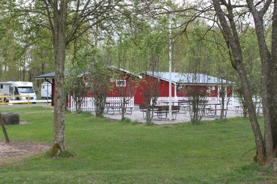 Bälingebadets Café och Camping