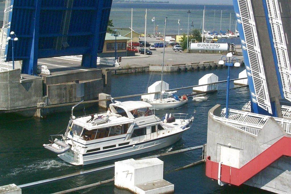 Falsterbokanalens båtklubb och gästhamn