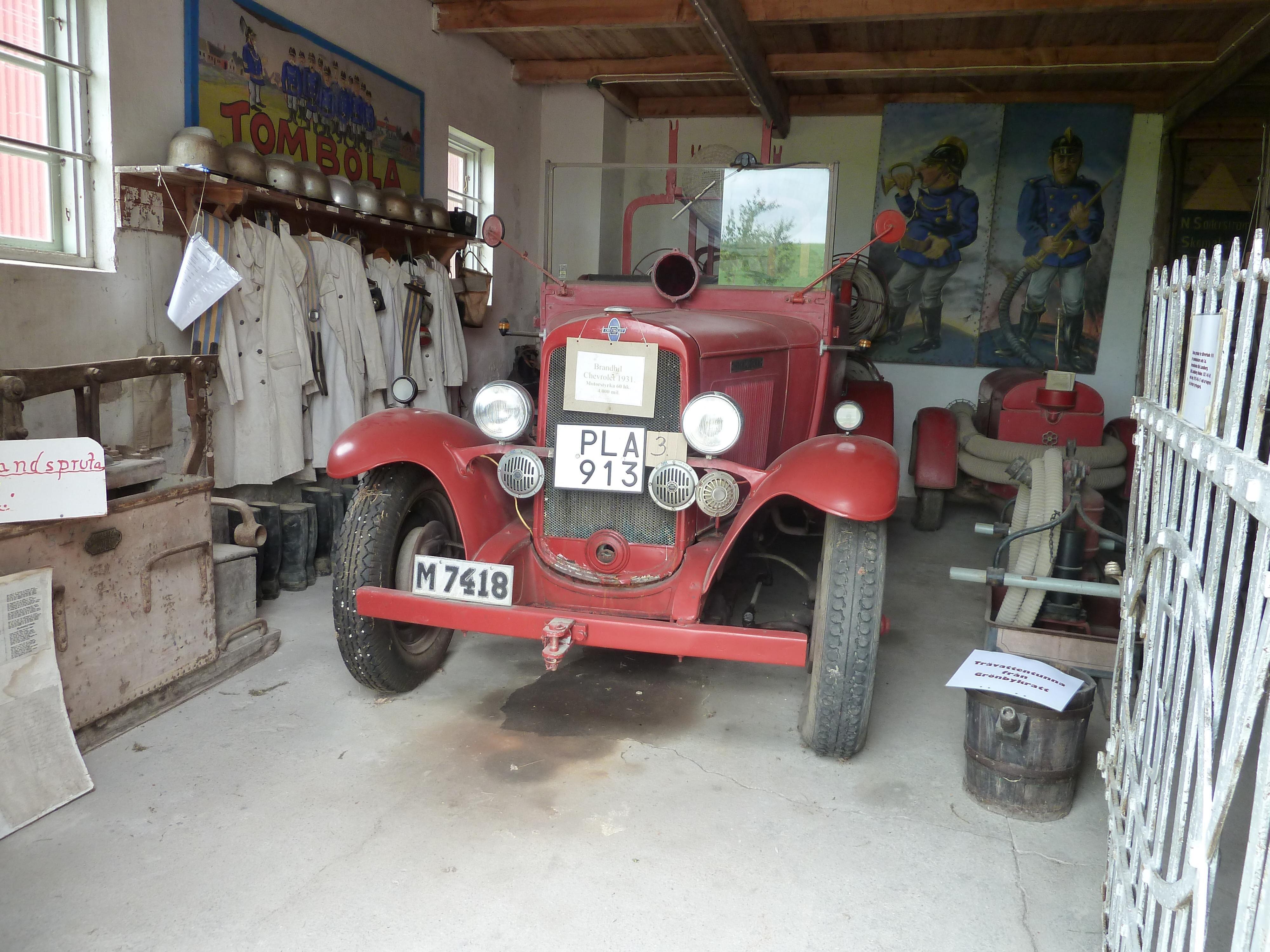 Grönby Brandmuseum