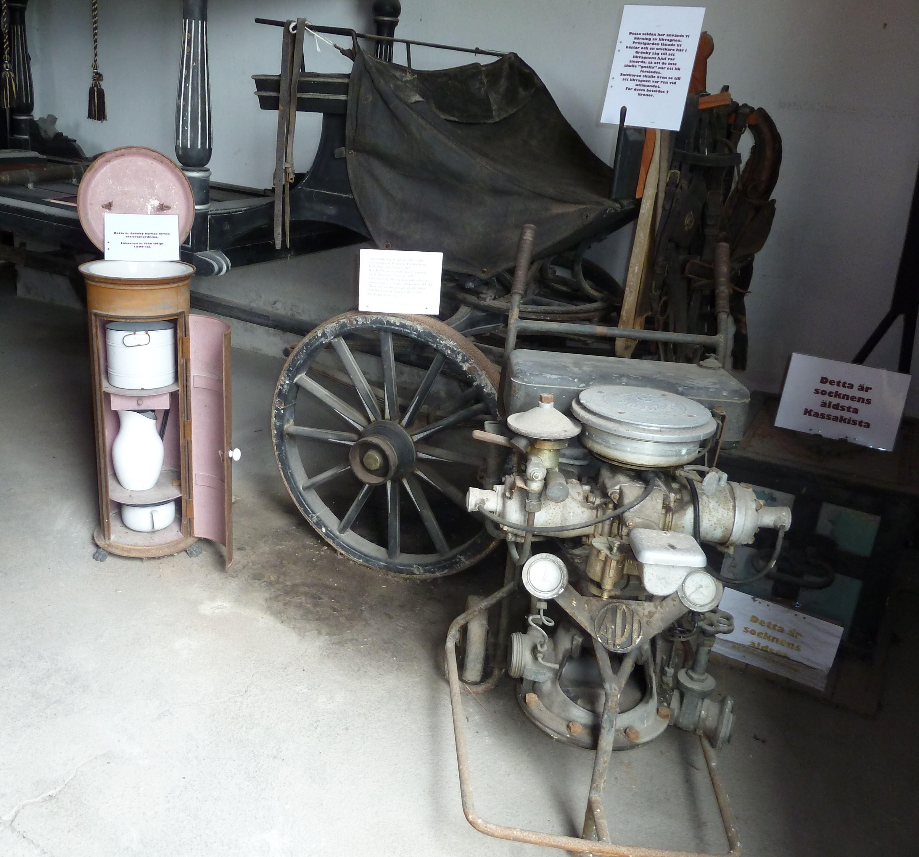 © Egon Melin, Grönby Brandmuseum