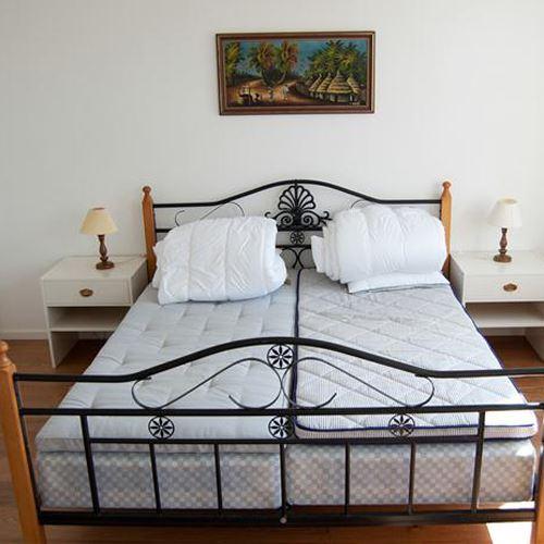 Villa Nostalgia, rum och vandrarhem