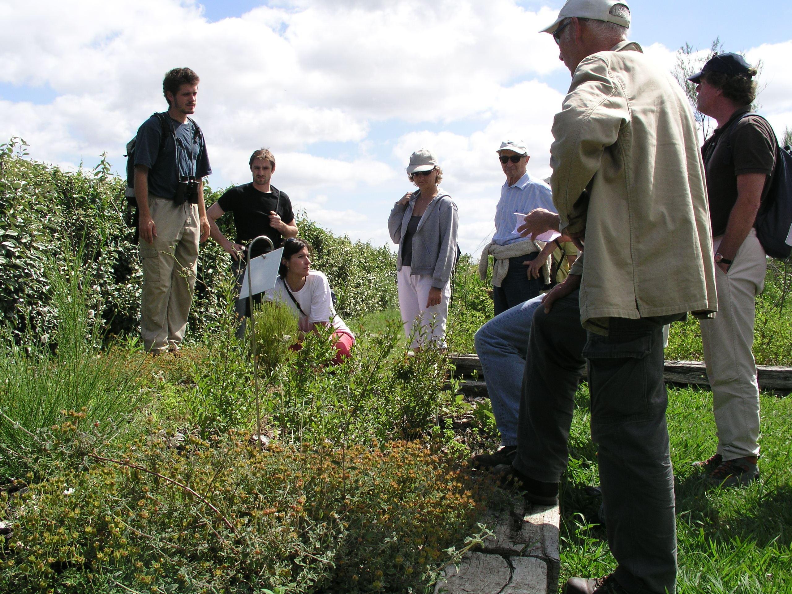 Jardin Botanique Paul Jovet : Visite guidée