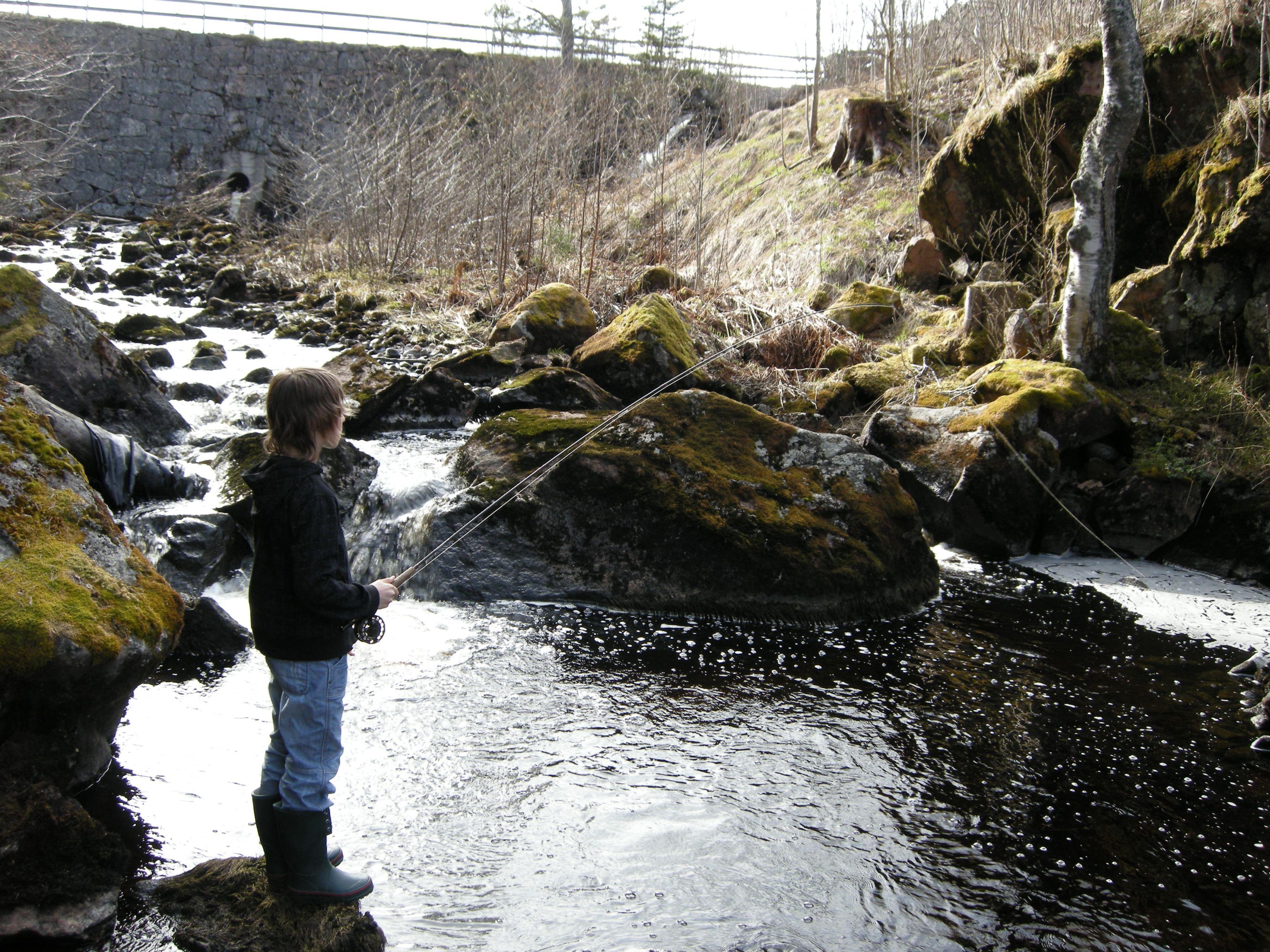 Fiskekort Noraåns Fiskevårdsområde