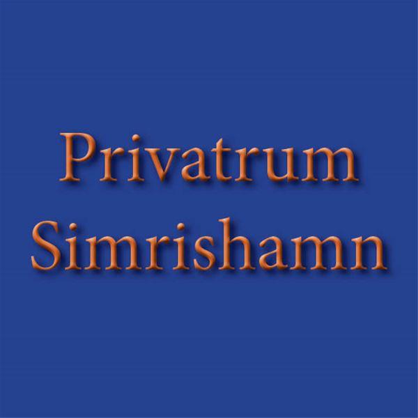 Privatrum Simrishamn, Privatrum: Margareta Falkstad