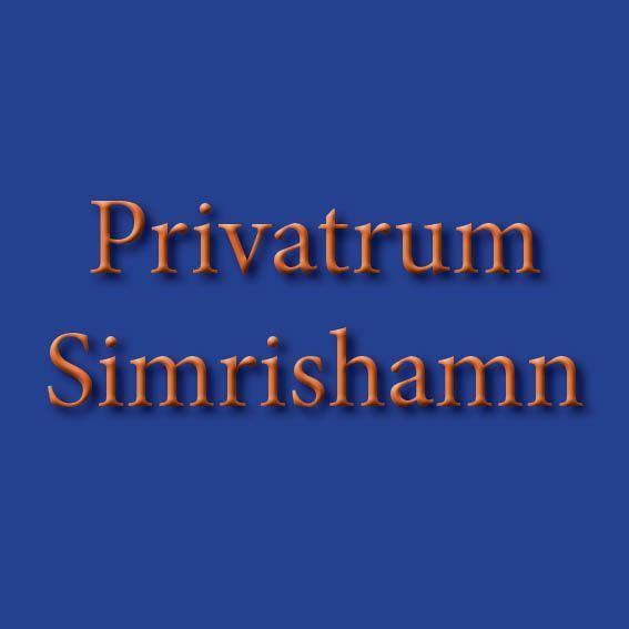 Privatrum Simrishamn, Privatrum: Tina Åkesson