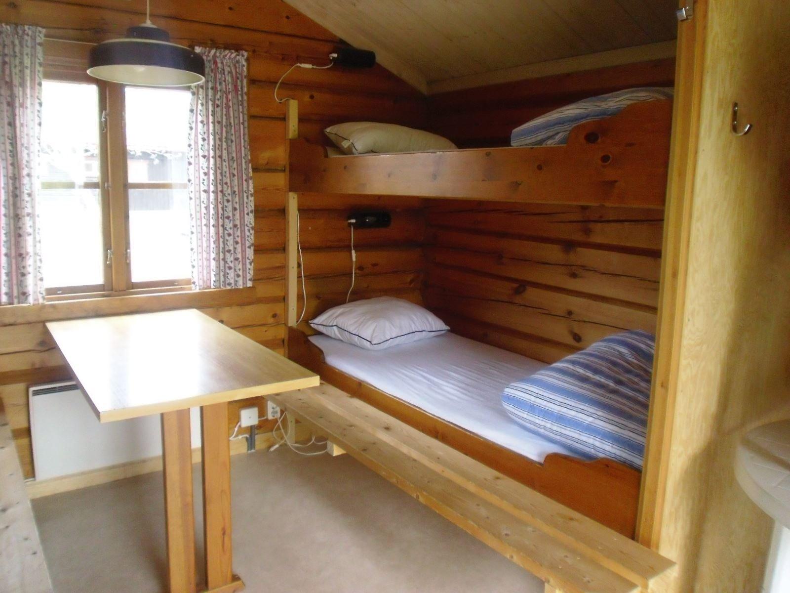 Rättviks Camping/Ferienhäuser
