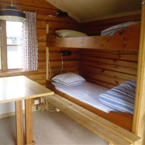 Cottage (4 beds, 11 m², without WC/shower)