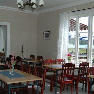 Café Ponderosa, Ånge camping