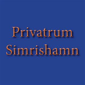 Privatrum, Private room: Ulla Britt Persson