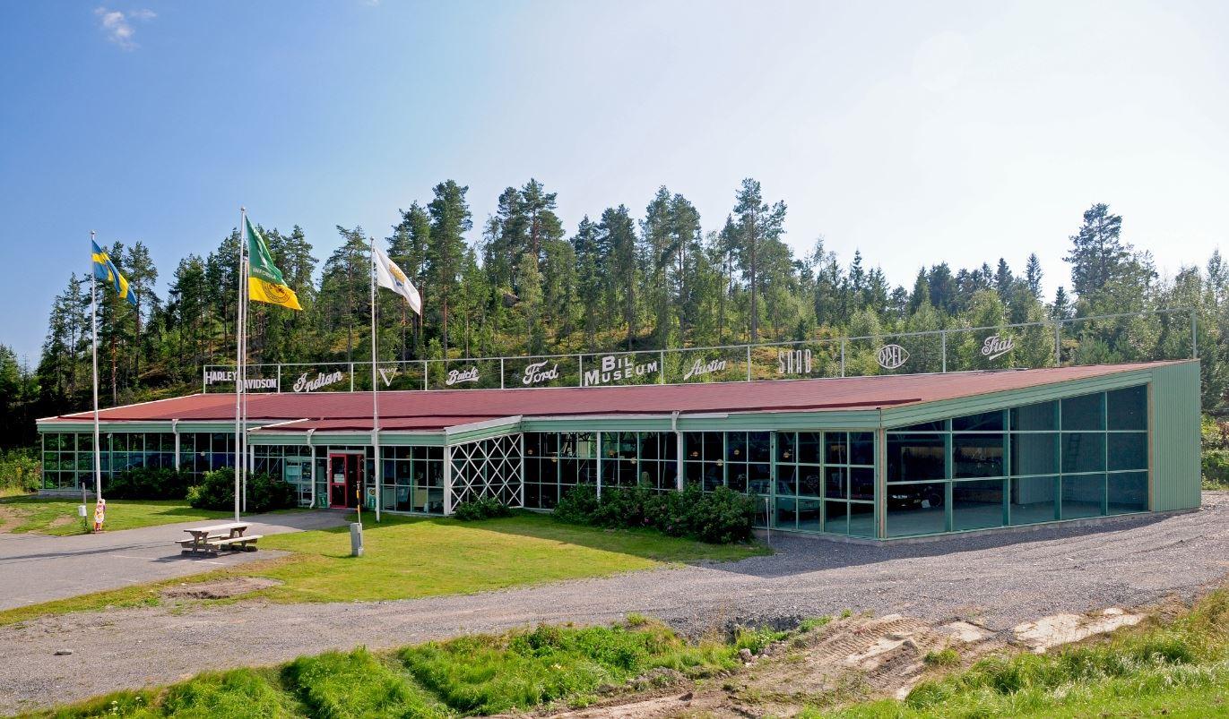 Ådalens veteranbilsmuseum