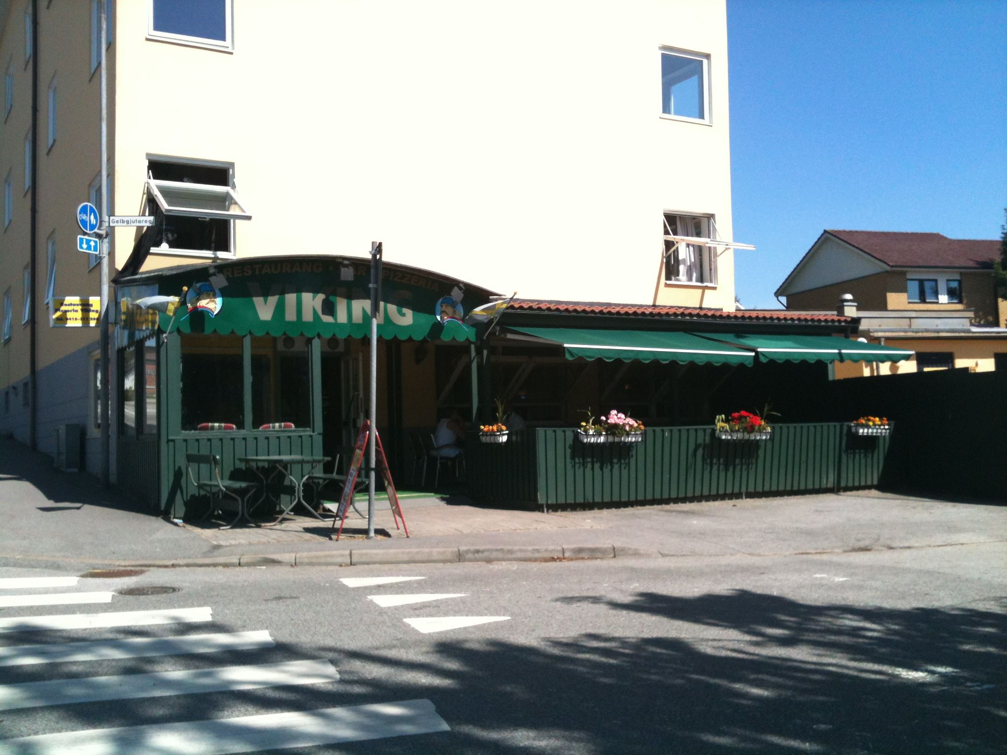 Turistbyrån, Viking Pizzeria
